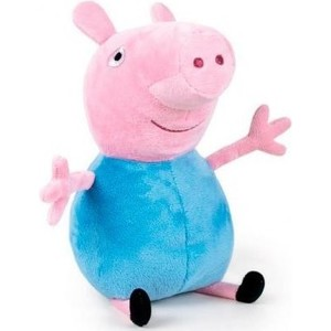 PELUCHE GEORGE PEPPA PIG 20 CM