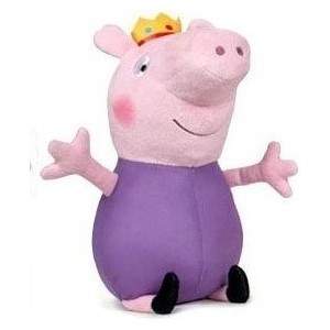 PELUCHE GRANNY PIG  PEPPA PIG 20 CM
