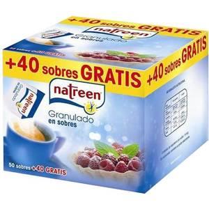SACARINA NATREEN 90 SOBRES (50+40 DE REGALO)