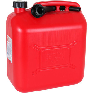TANQUE GASOLINA 20L C/TUBO FLEXIBLE
