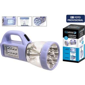 LÁMPARA CAMPING 24 LEDS BEWINNER