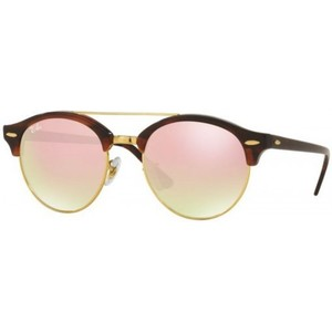 GAFA DE SOL RAY-BAN CLUBROUND DOUBLE BRIDGE RB4346 990/7O/51