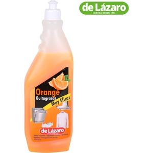 QUITAGRASAS ORANGE DE LÁZARO