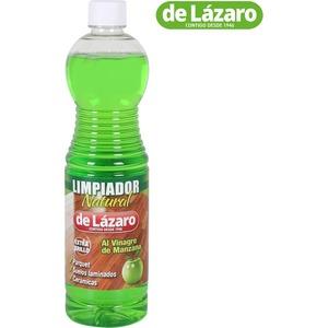 LIMPIADOR ÚNICO LÁZARO VINAGRE MANZANA 1L