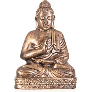 BUDHA TRADICIONAL TERRACOTA 35 CM