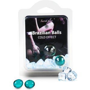SET 2 BRAZILIAN BALLS EFECTO FRÍO