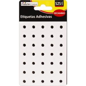 525 ETIQUETAS ADHESIVAS RECAMBIO