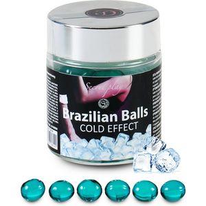 TARRO 6 BRAZILIAN BALLS EFECTO FRÍO