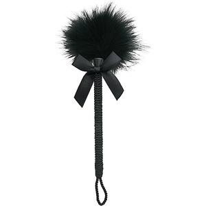 FEATHER TICKLER - NEGRO