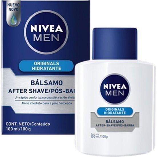 AFTER SHAVE NIVEA FOR MEN BÁLSAMO