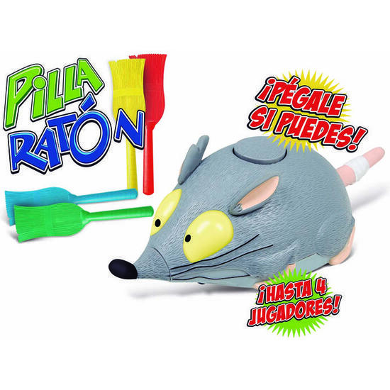 JUEGO PILLA RATON