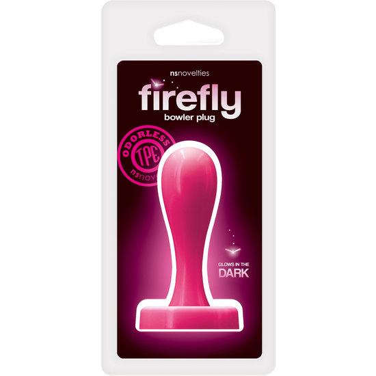 FIREFLY BOWLER PLUG MEDIANO - ROSA (2)