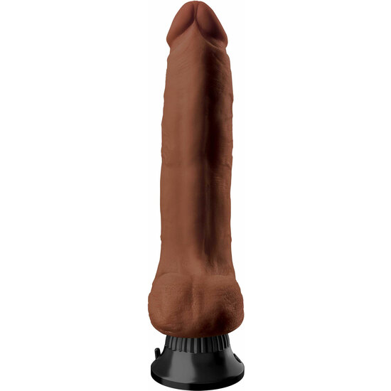 REAL FEEL DELUXE VIBRADOR NUM 10 MARRON (3)