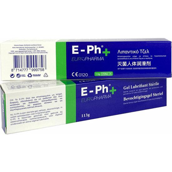 E-PH+STERILE LUBRICATING JELLY - LUBRICANTE ESTERIL 113GR (1)
