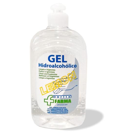 GEL HIDROALCOHÓLICO LEMON 500ML
