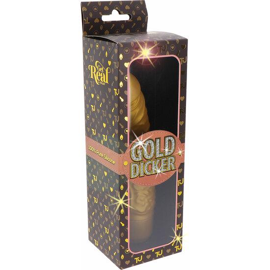 GOLD DICKER VIBRADOR DELGADO (1)