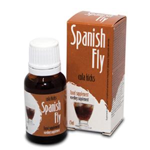 SPANISH FLY GOTAS DEL AMOR COLA