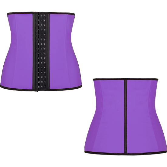 CORSET LATEX APPEARANCE MORADO (2)