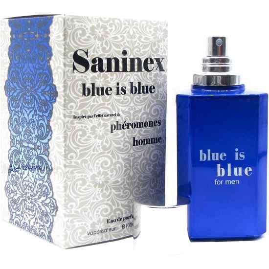 SANINEX PERFUME PHÉROMONES BLUE IS BLUE MEN (1)
