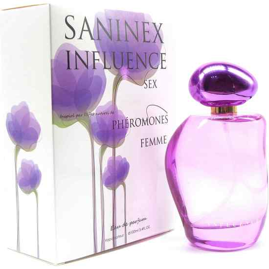 SANINEX PERFUME PHÉROMONES SANINEX INFLUENCE SEX WOMAN (1)