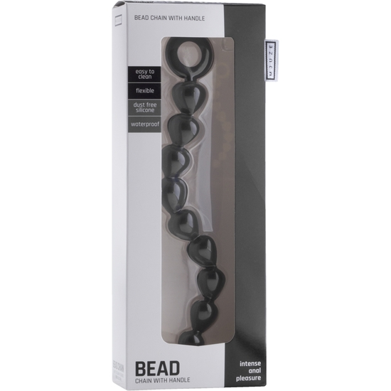 BEAD CHAIN - BOLAS ANALES NEGRO (1)