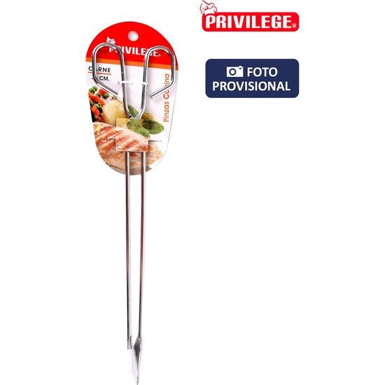 PINZAS COCINA CARNE 33CM PRIVILEGE