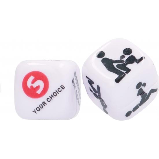 TAKE THE GAMBLE SEX DICE