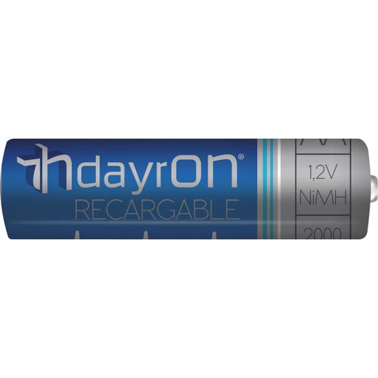 PILAS RECARGABLES DAYRON HR06 2 UDS (2)