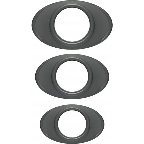 EASY-GRIP C-RING SET - GRIS