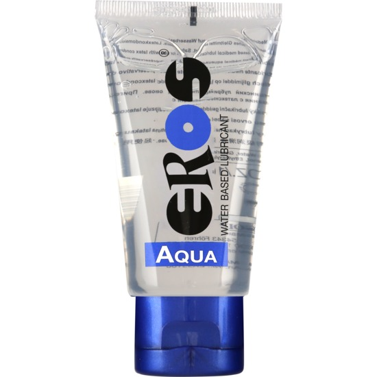 EROS AQUA BASE AGUA LUBRICANTE 50ML