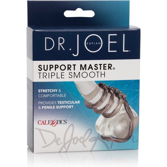 DR. J SUPPORT MASTER TRIPLE ANILLO