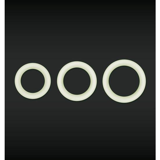 HALO 50MM KIT DE ANILLOS - BLANCO (3)