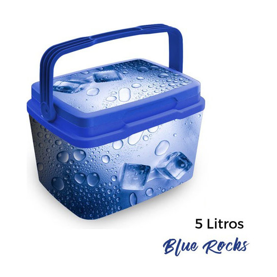 NEVERA IML 5 LITROS BLUE ROCKS LIFE STORY