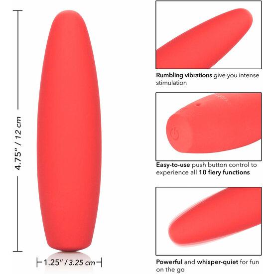 RED HOT FLAME VIBRADOR DE SILICONA (3)
