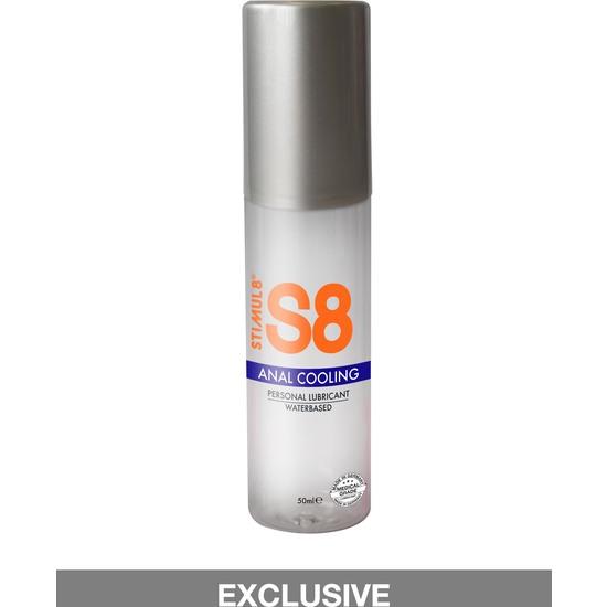 S8 LUBRICANTE ANAL BASE DE AGUA EFECTO FRÍO 50ML (1)