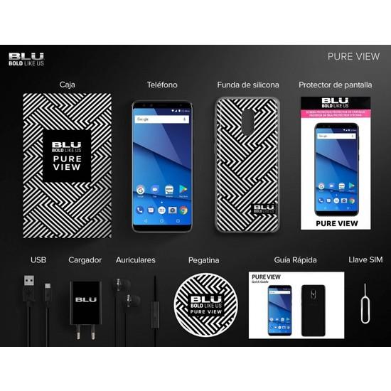 BLU SMARTPHONE PURE VIEW NEGRO (3)