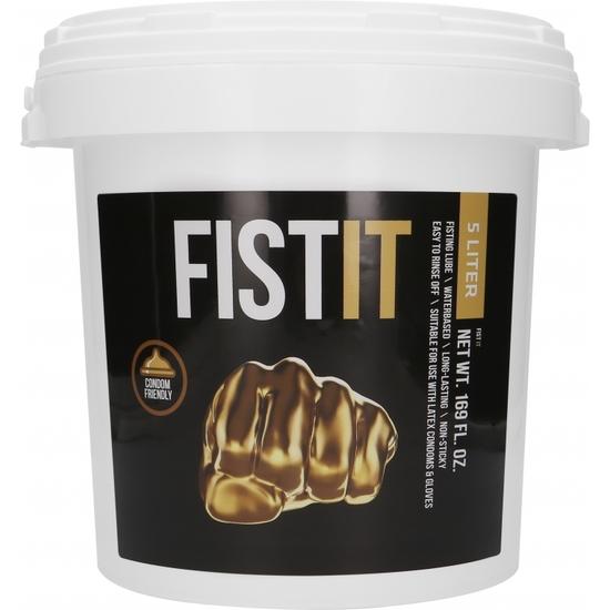 FIST-IT LUBRICANTE ANAL BASE AGUA 5L