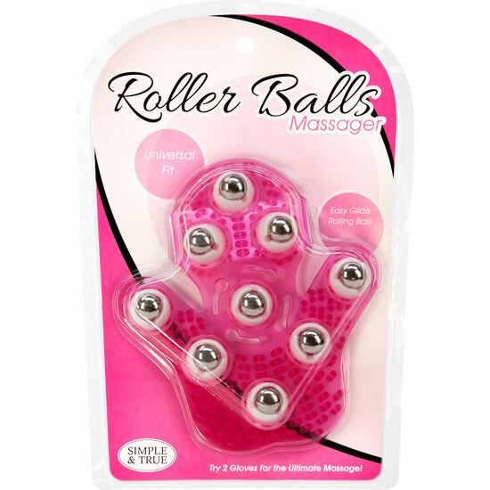 ROLLER BALLS MASAJEADOR - ROSA (1)