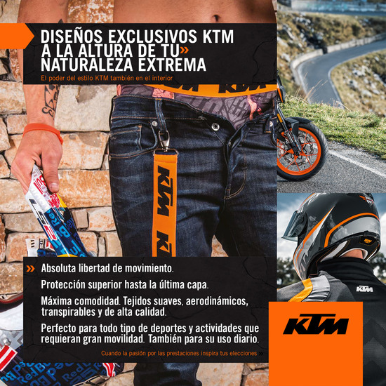 BOXER KTM MULTICOLOR (SUPER GRANDE - )