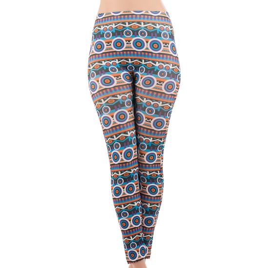 LEGGINS HIPPIE NICE MULTICOLOR
