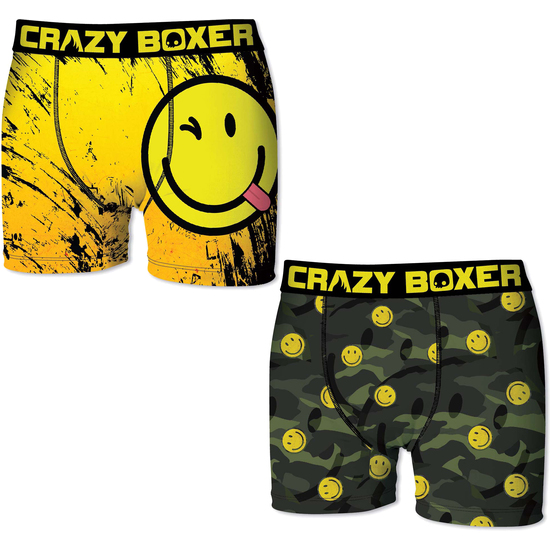 SET 2 BOXER CRAZY BOXER